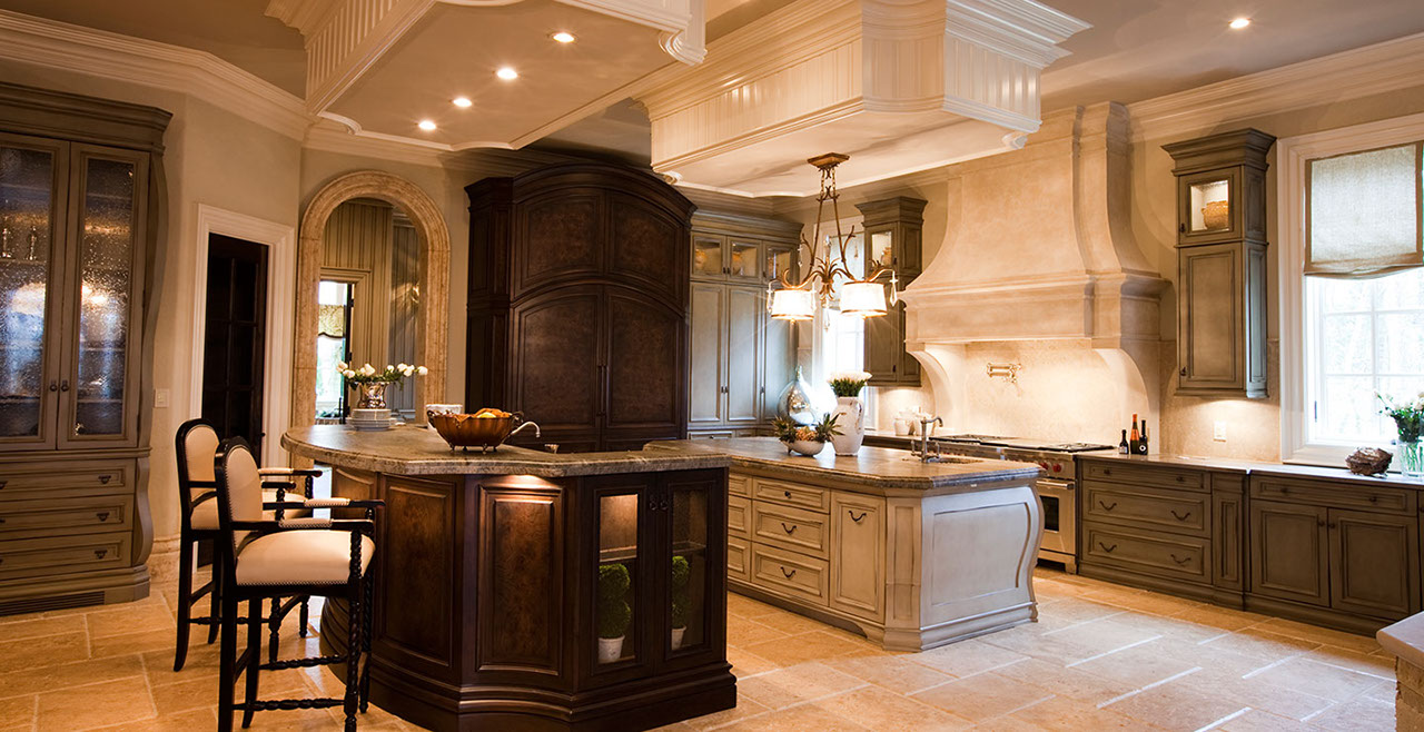 Material Matters Tips to Create a Glamorous Kitchen