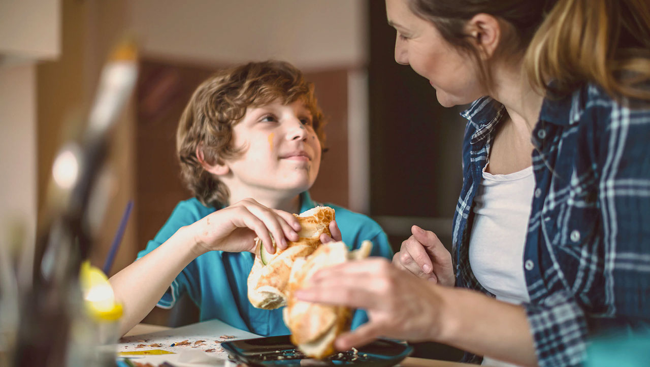 Quick and Healthy Meal Ideas for Busy Parents