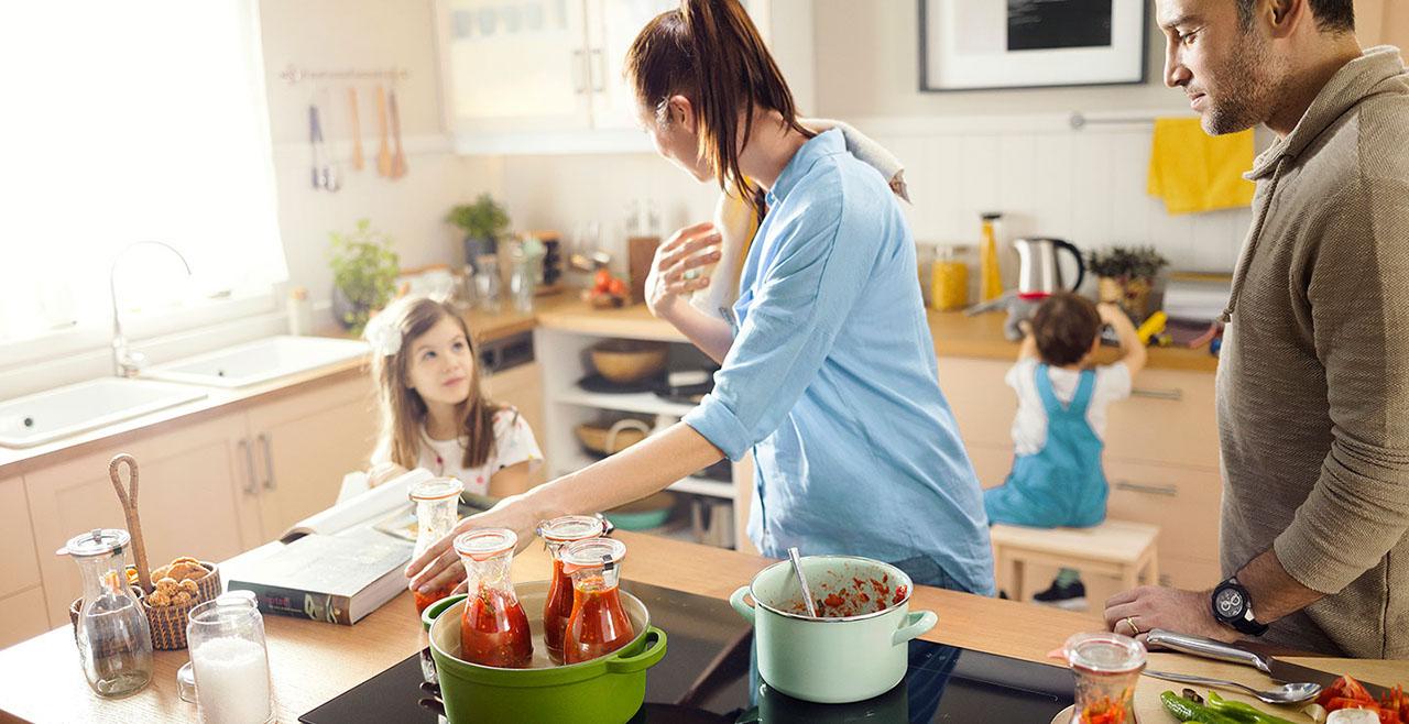 Come progettare una cucina che valorizzi al meglio il tempo ...