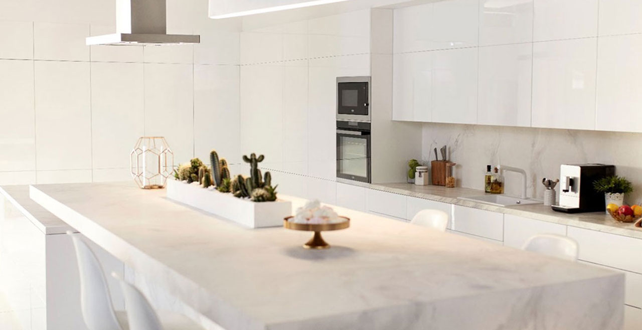 Clean and Fresh: Why White Kitchens Might Be the Right Choice?