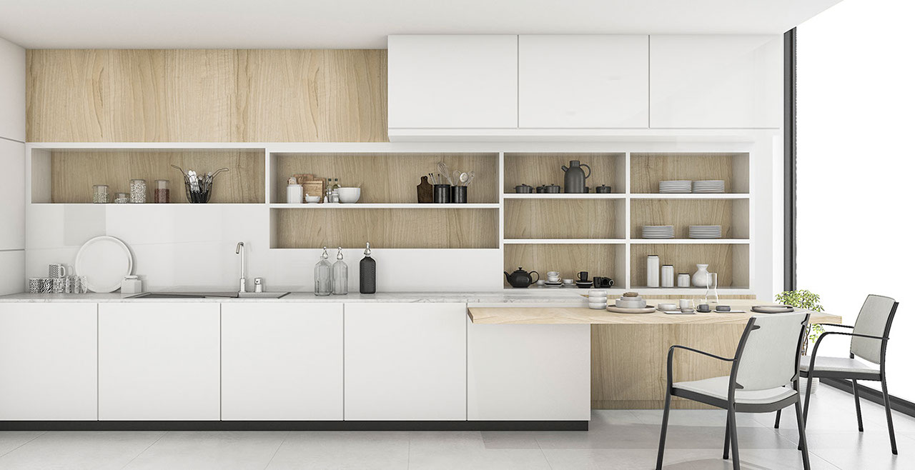 How to Set Up a Minimalist Kitchen?