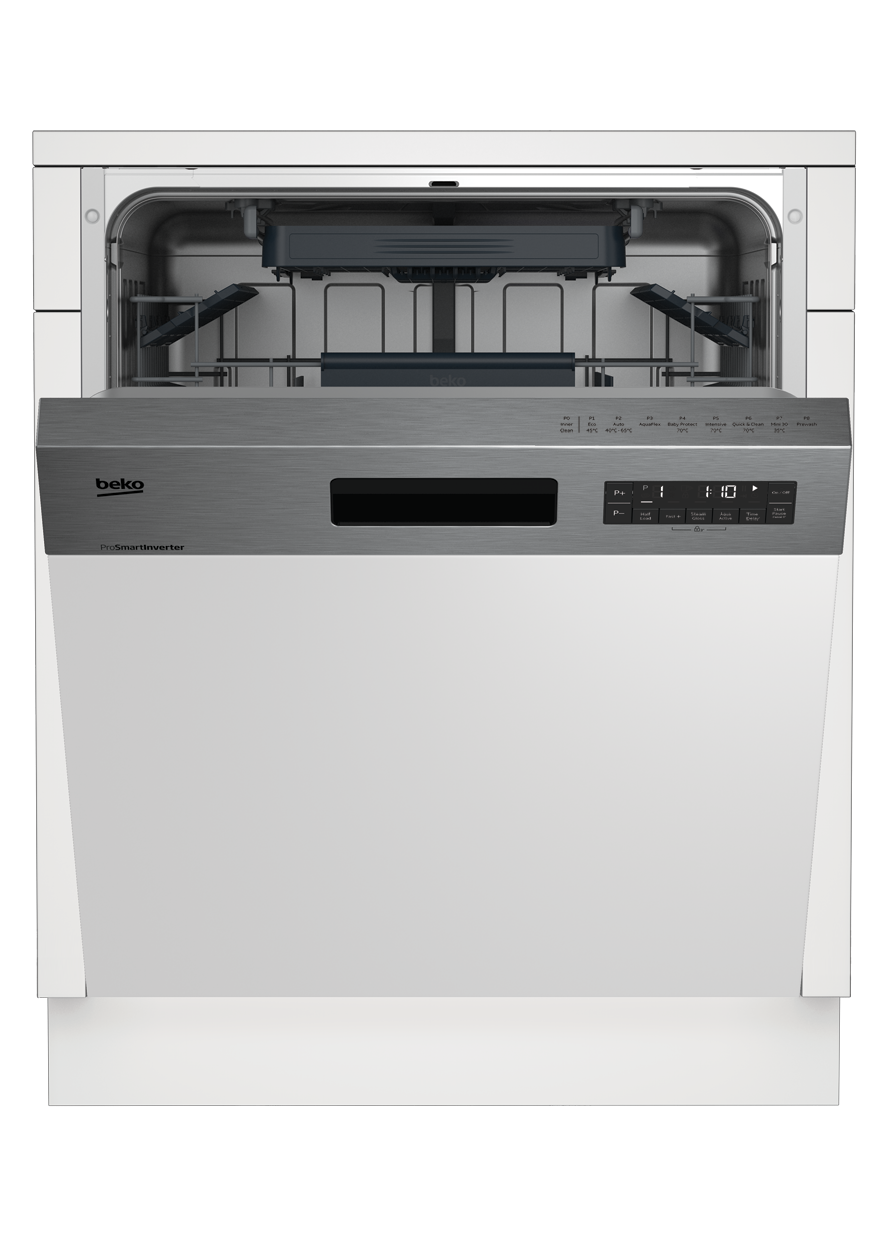 Integrated Dishwasher (14 place settings, Full-size) DSN28435X