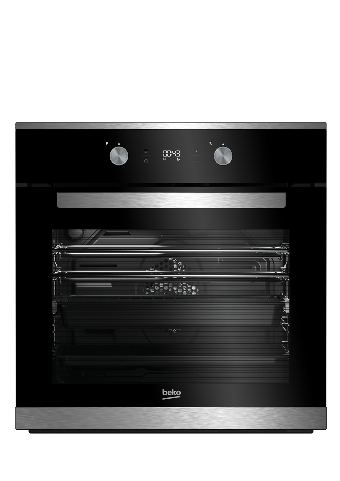 Built-In Oven (60 cm, 81 L) BBO60S1MB