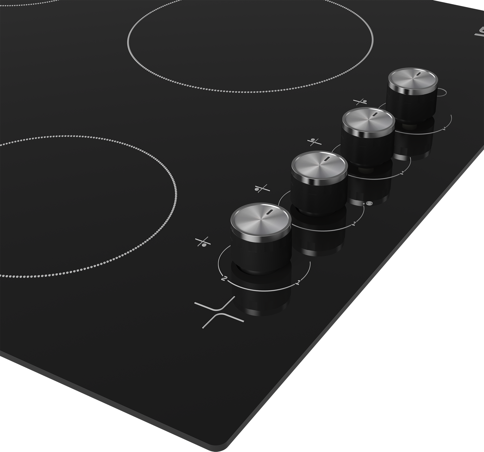 Built-In Cooktop (Vitroceramic, 60 cm) HIC641051