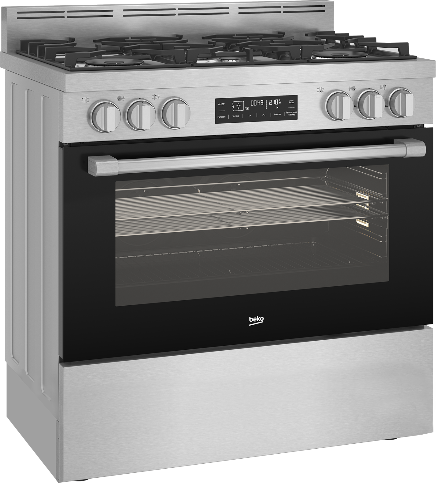 Freestanding Cooker (Multi-functional, 90 cm) BFC918GMX1