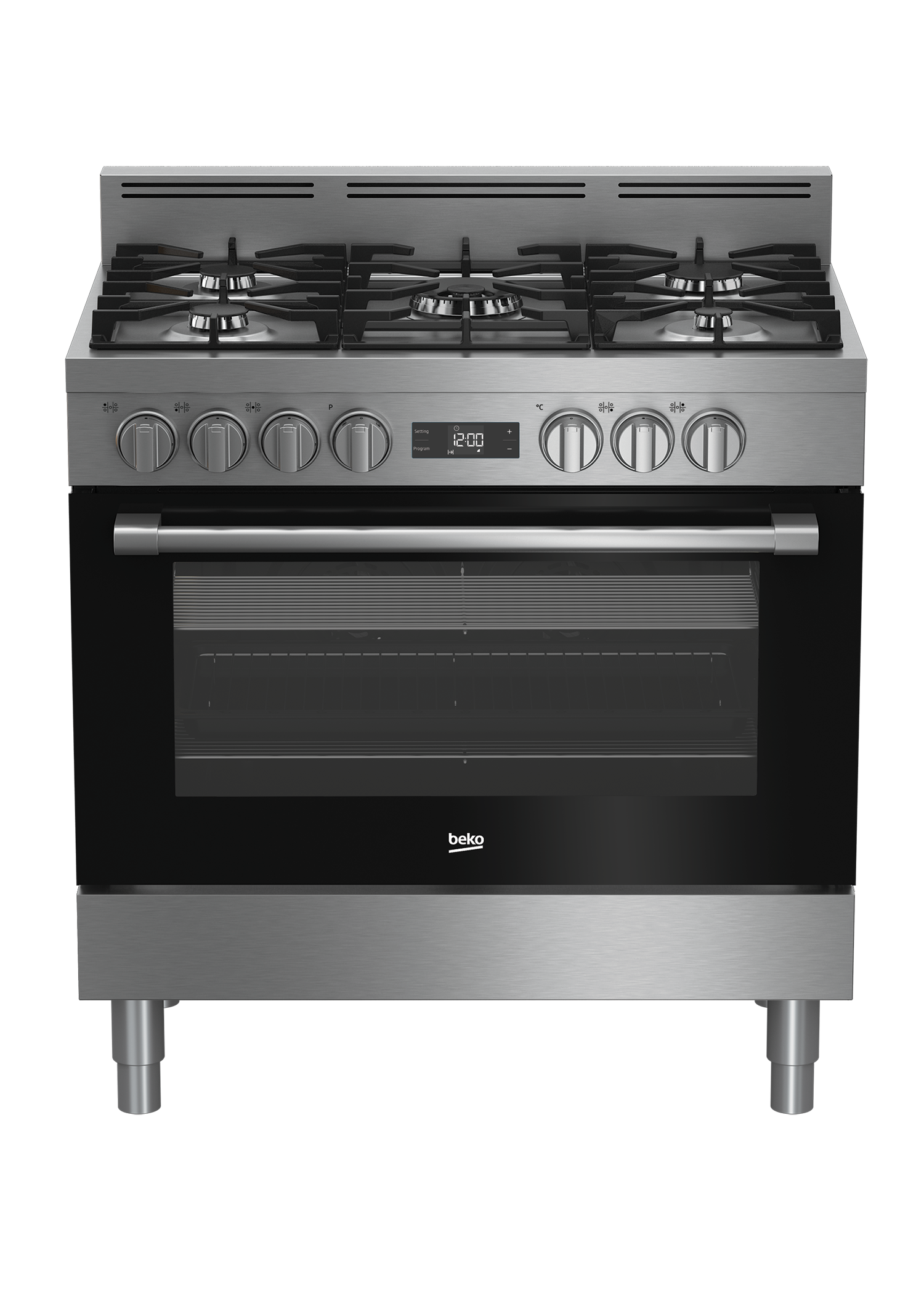 Freestanding Cooker (Multi-functional, 90 cm) BFC916GMX1