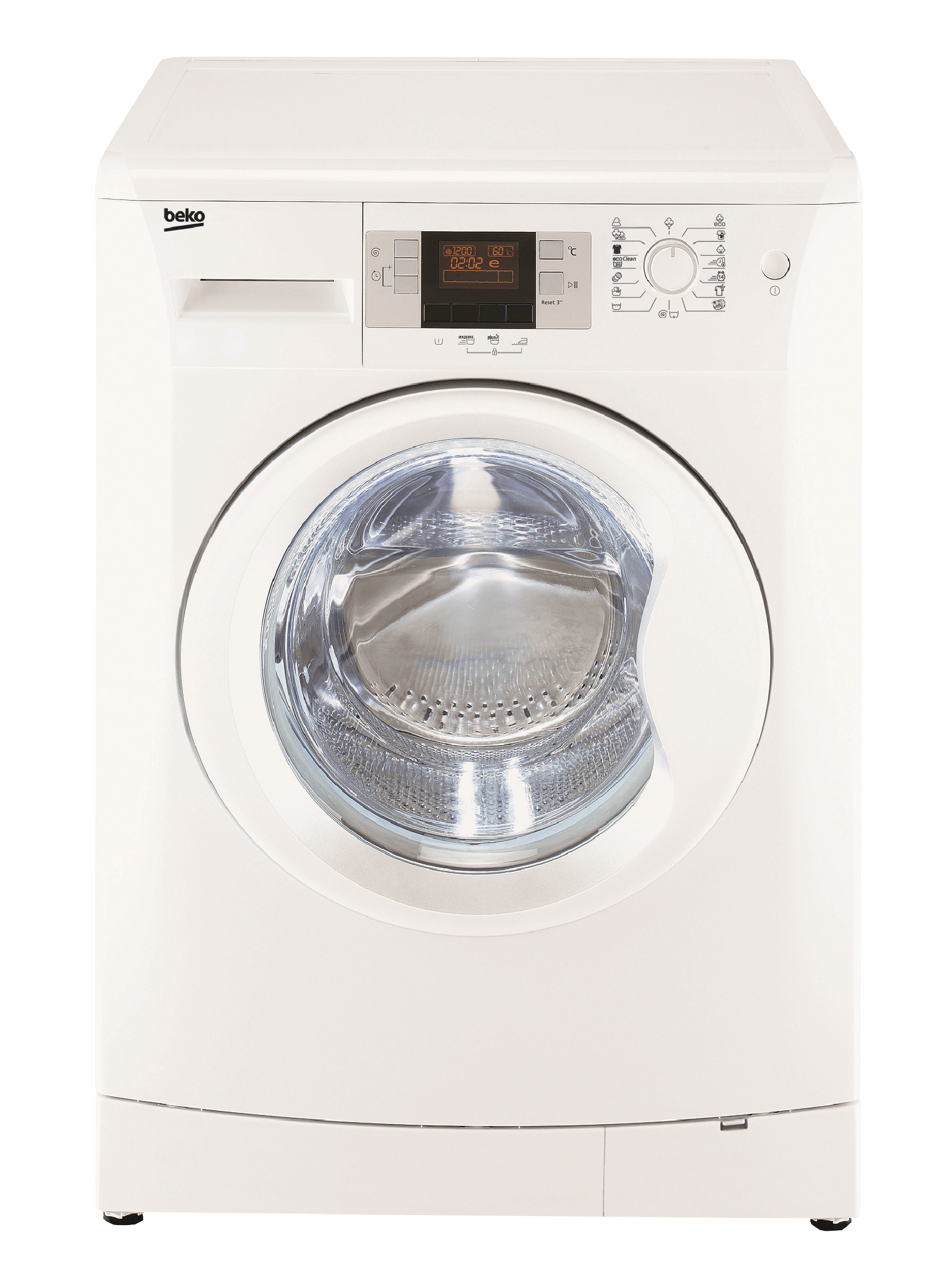 Freestanding Washing Machine (7 kg, 1600 rpm) WMB 71643 PTE