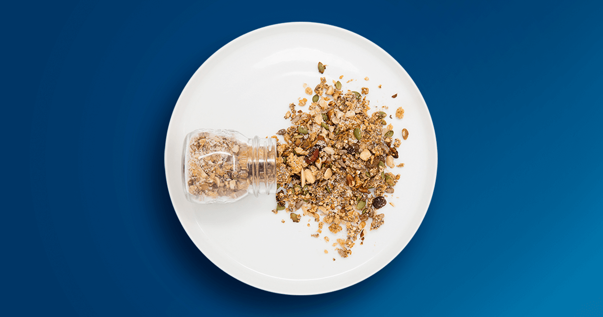 Selbst gemachte Granola | Eat Like a Pro