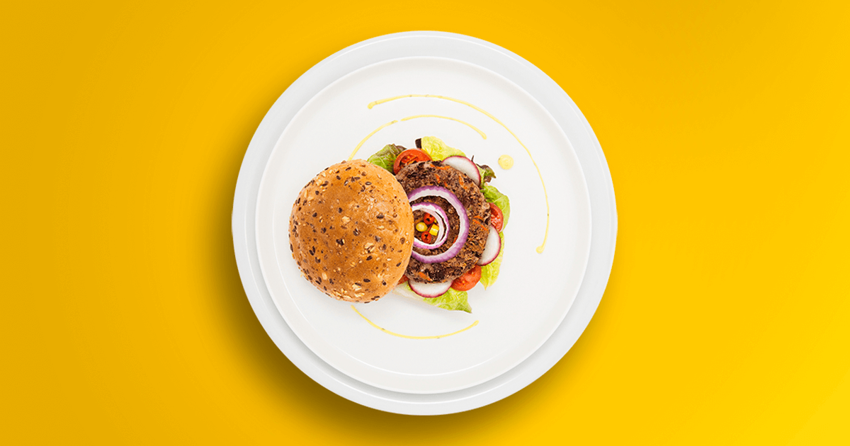 Hamburger aus roten Bohnen (ca. 8 Hamburger) | Eat Like a Pro