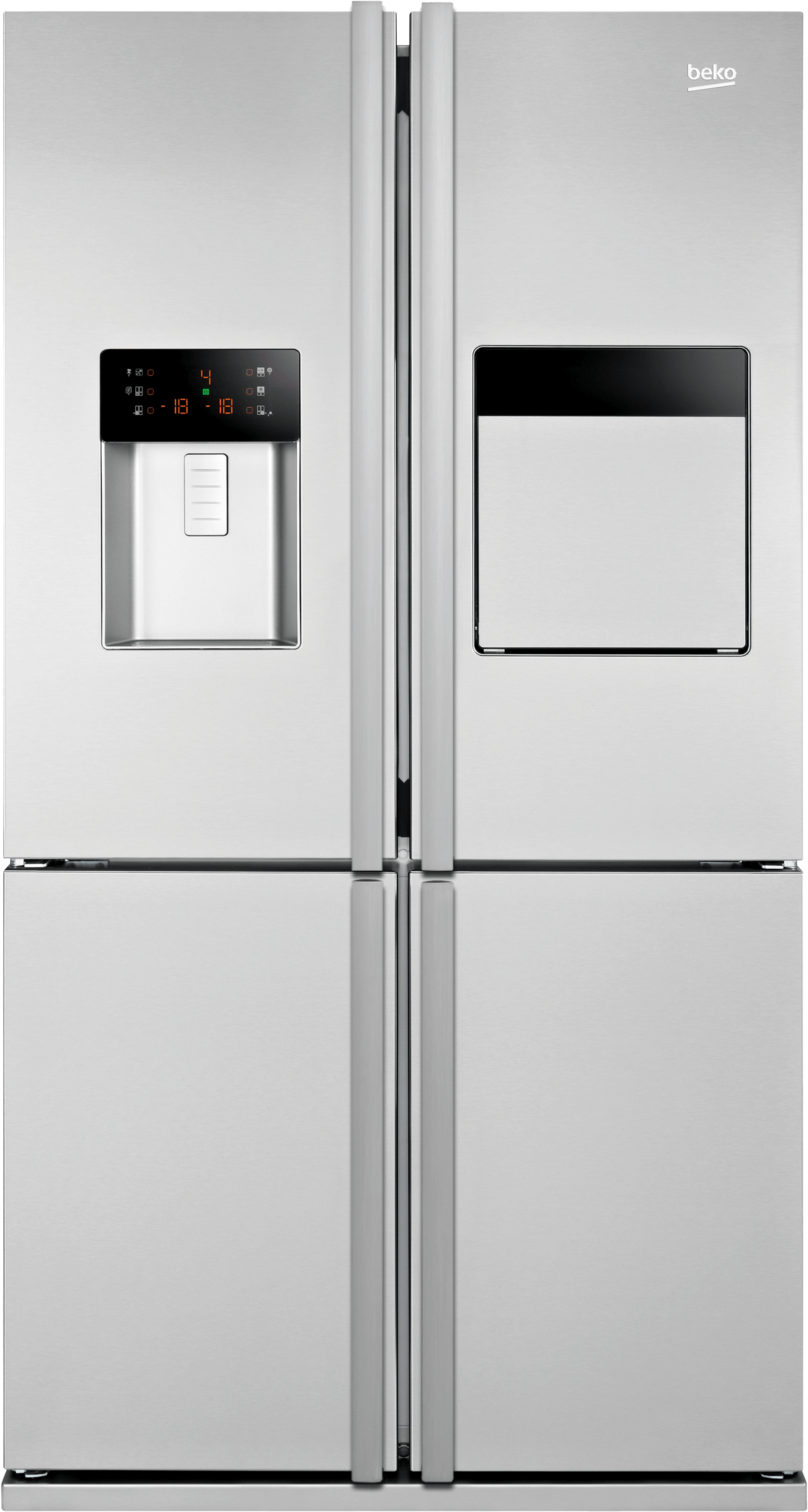 92 cm No-frost Multi-door Koelvries combinaties GNE134630X