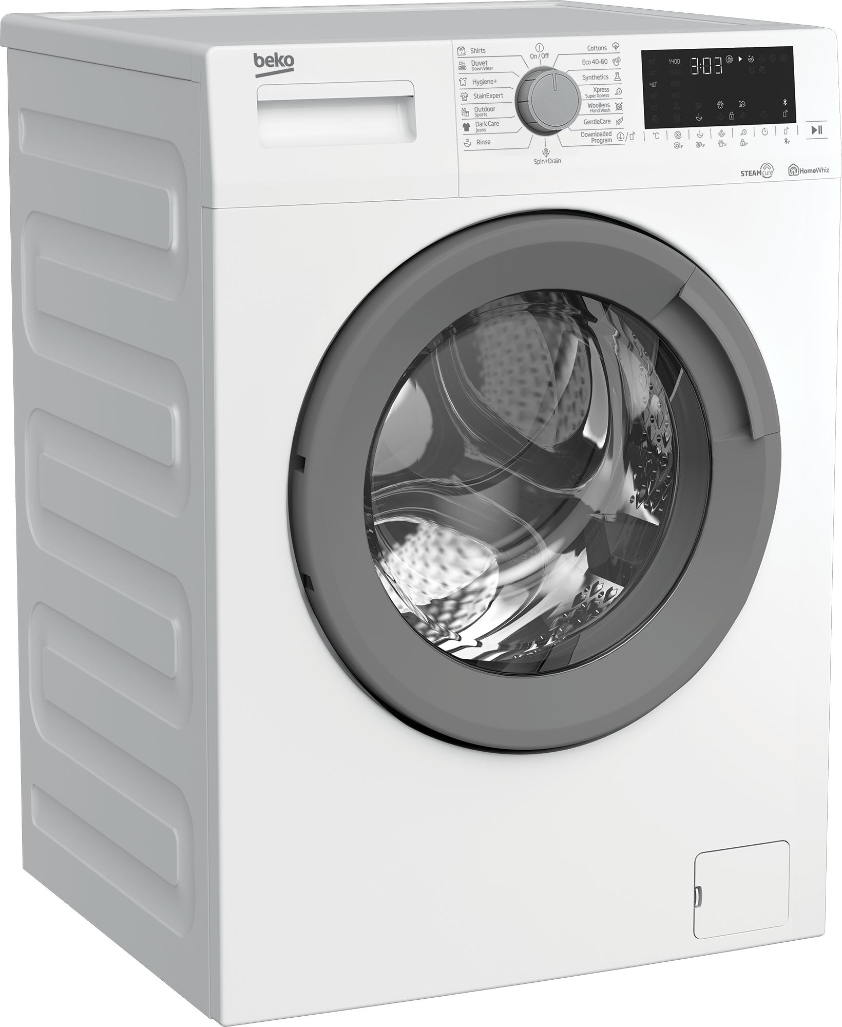 Freestanding Washing Machine (9 kg, 1400 rpm) EWTV9716XSPT