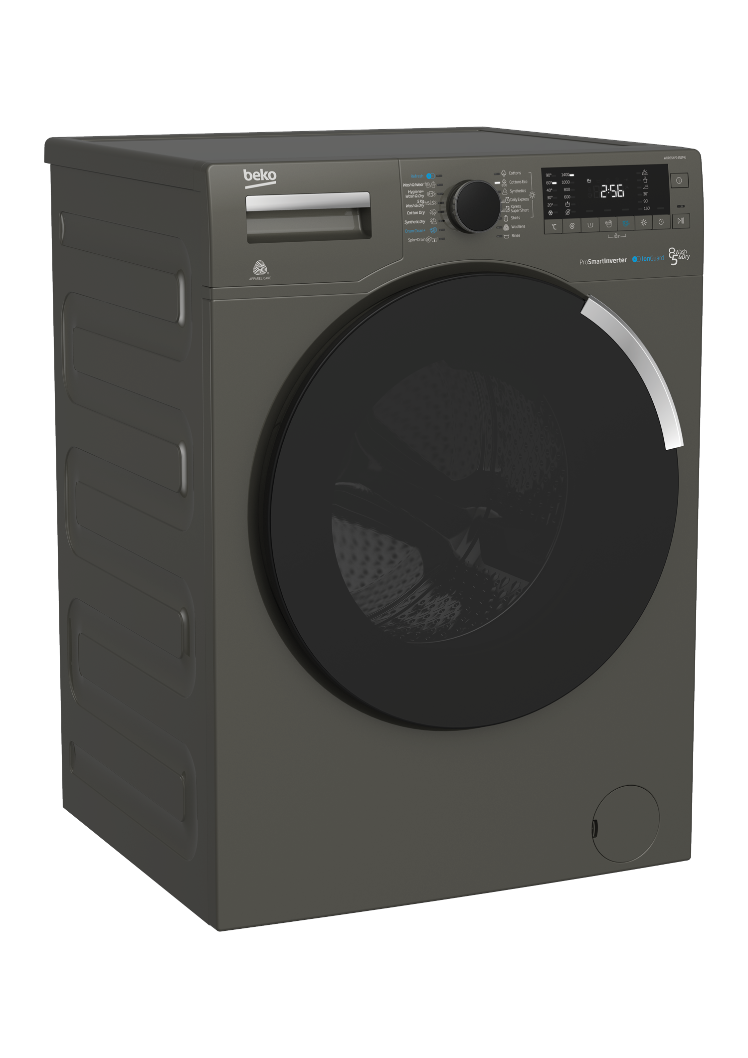 Freestanding Washer Dryer (8 kg / 5 kg, 1400 rpm) WDR854P14N1MG