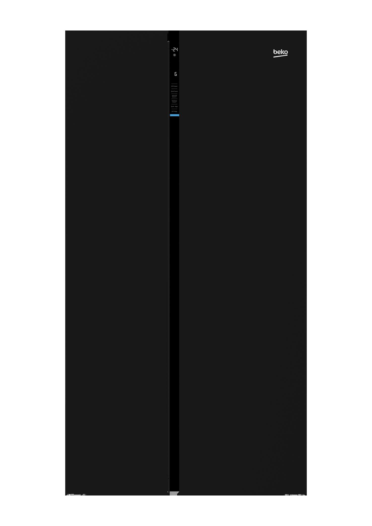 Beko GN163130ZGB Side by Side hűtőszekrény