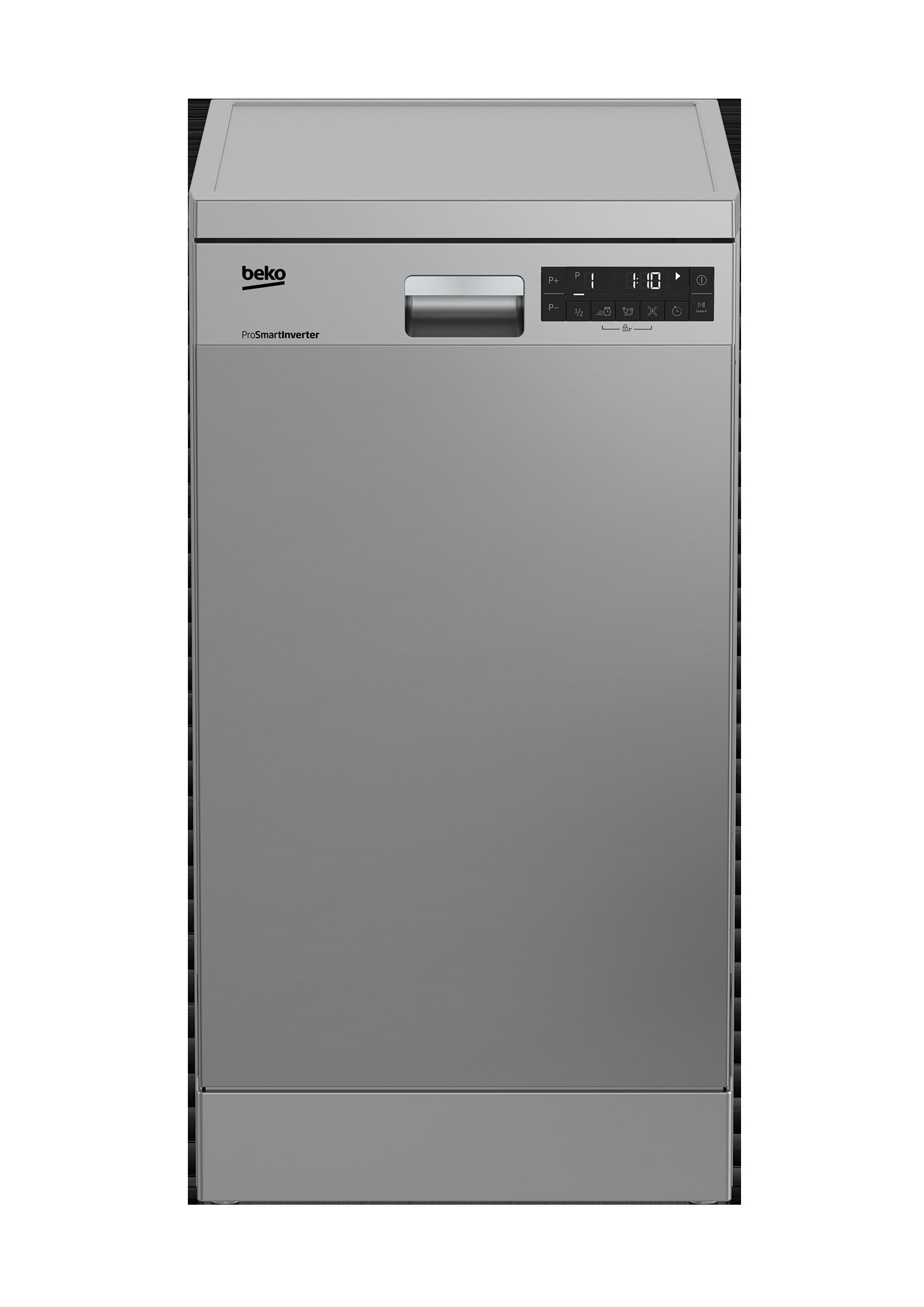 Beko DFS28021X mosogatógép