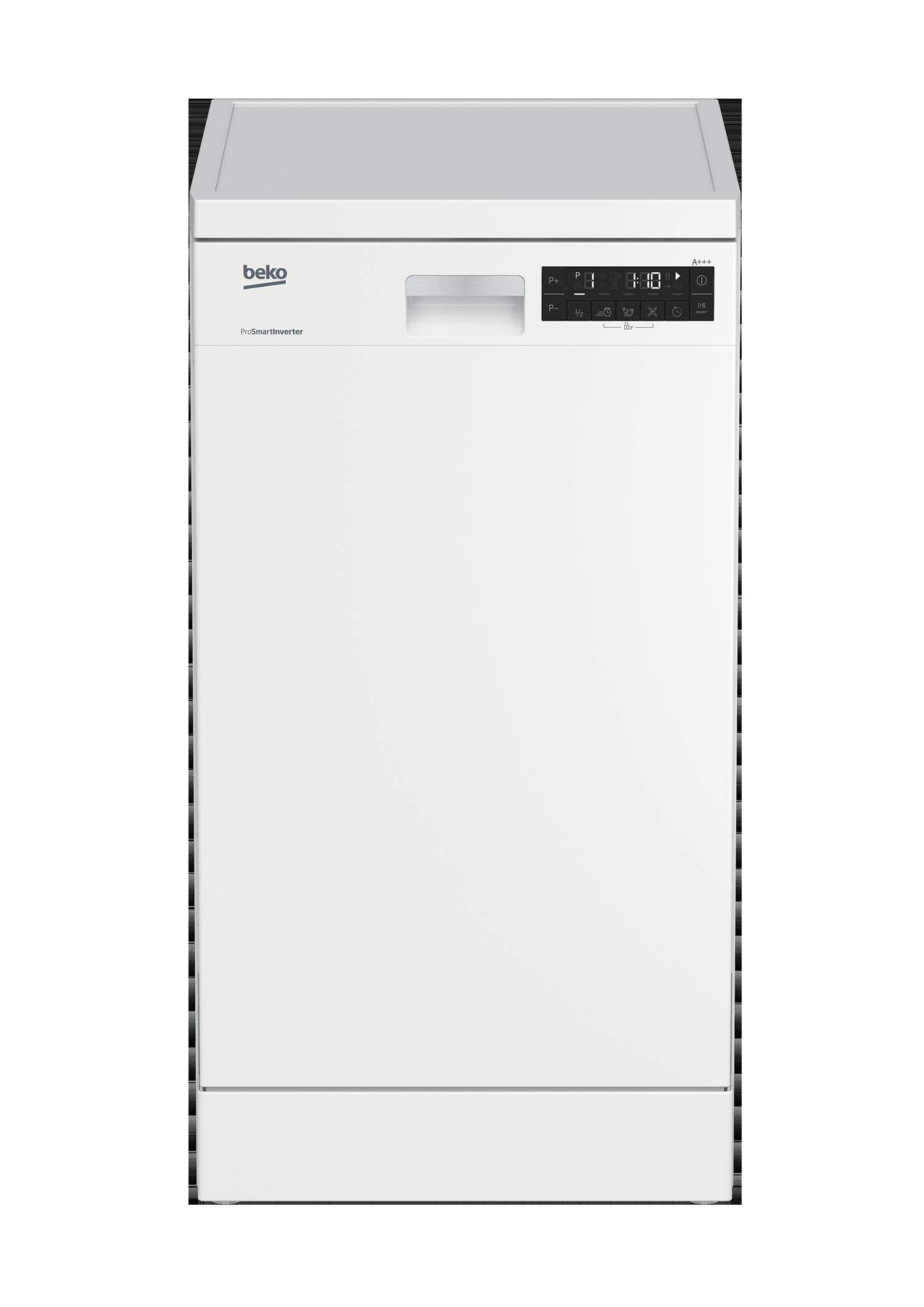 Beko DFS28131W mosogatógép