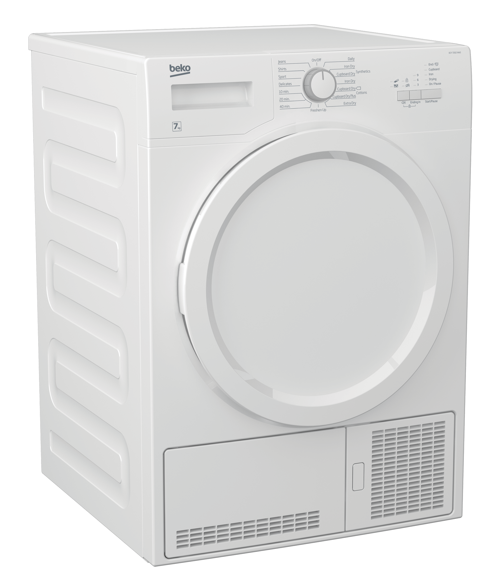Tumble Dryer (Condenser, 7 kg) DCY7202XW3