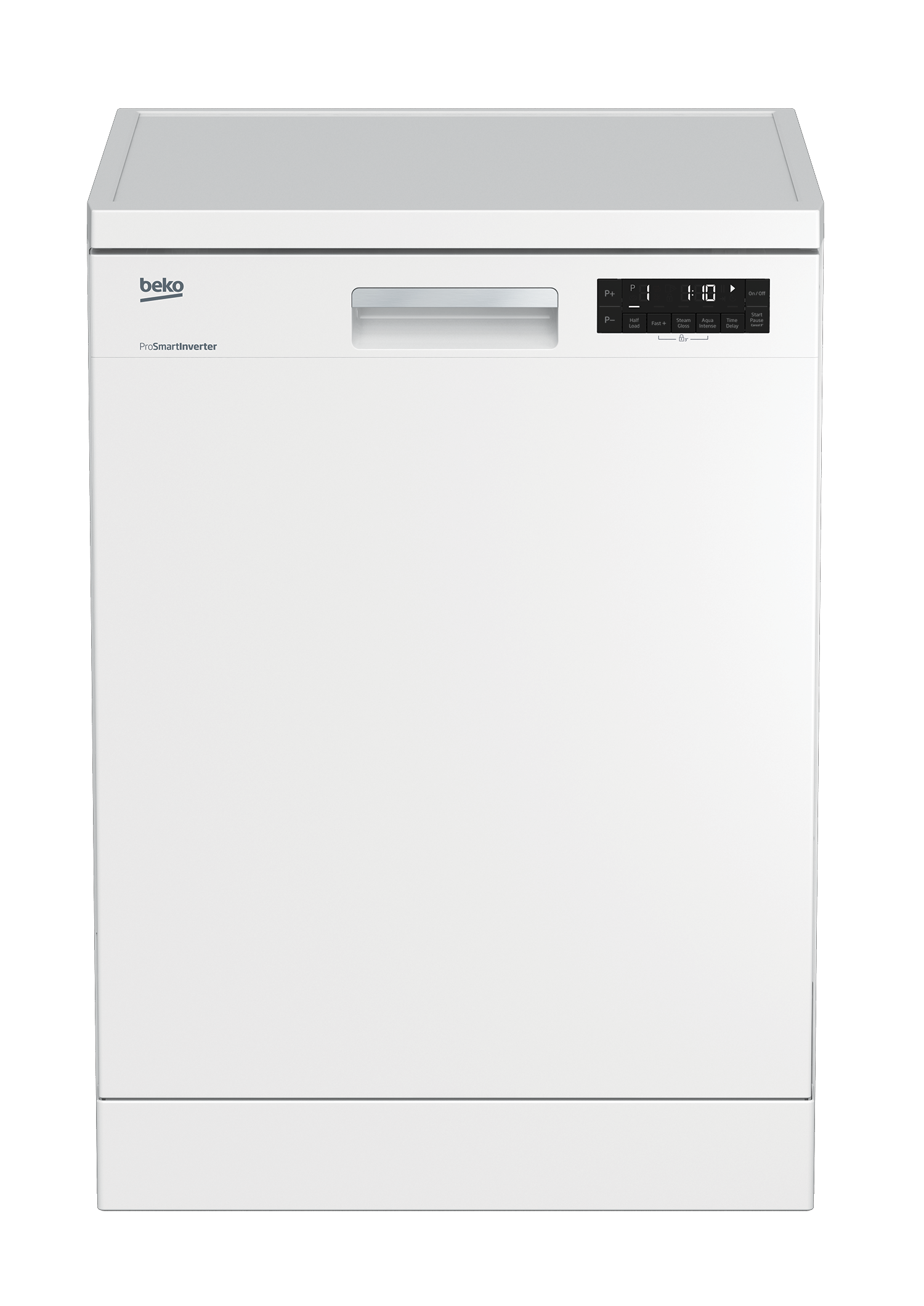 Freestanding Dishwasher 14 Place Settings Full Size Dfn28r22w Beko