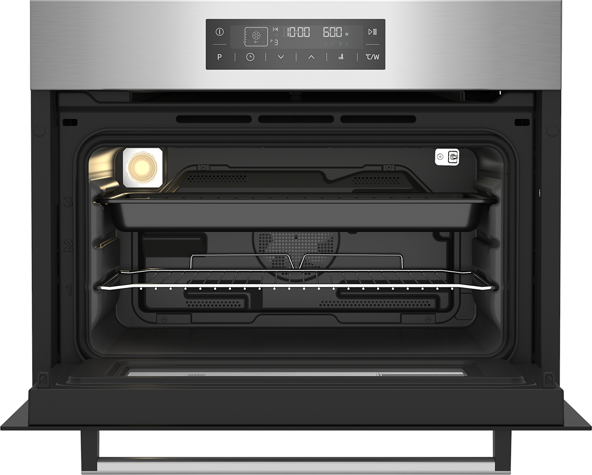 Built-In Oven (45 cm Compact, 40 L) BQW12400X