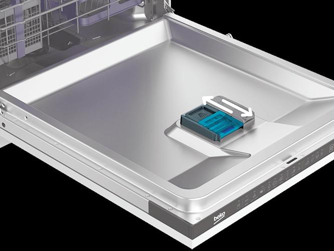 Lave-vaisselle Beko Chauffage Element /& Thermostat DDN6831FX DE2431FS DE2431FW DE2541FS