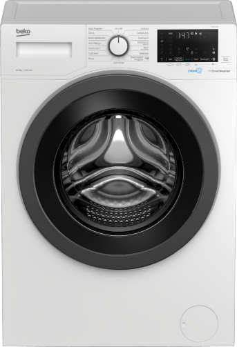 Freestanding Washing Machine (8.5 kg, 1400 rpm) BFL8510W