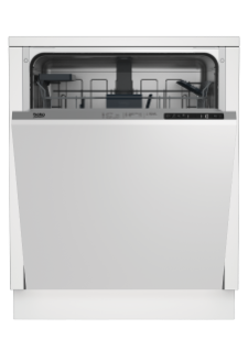 Integrated Dishwasher (14 place settings, Full-size) BDI1410
