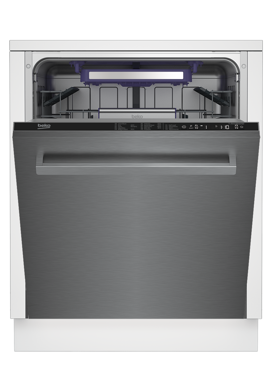Integrated Dishwasher (14 place settings, Full-size) DDN38450
