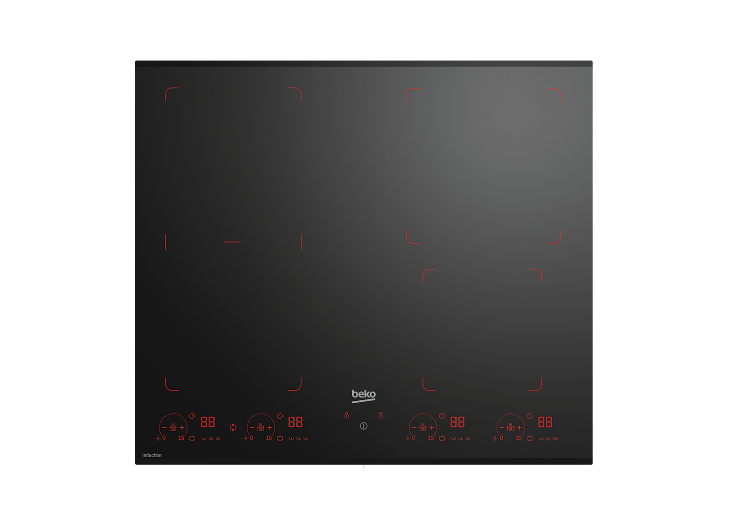 Built-In Cooktop (Induction, 60 cm) BCT603IG