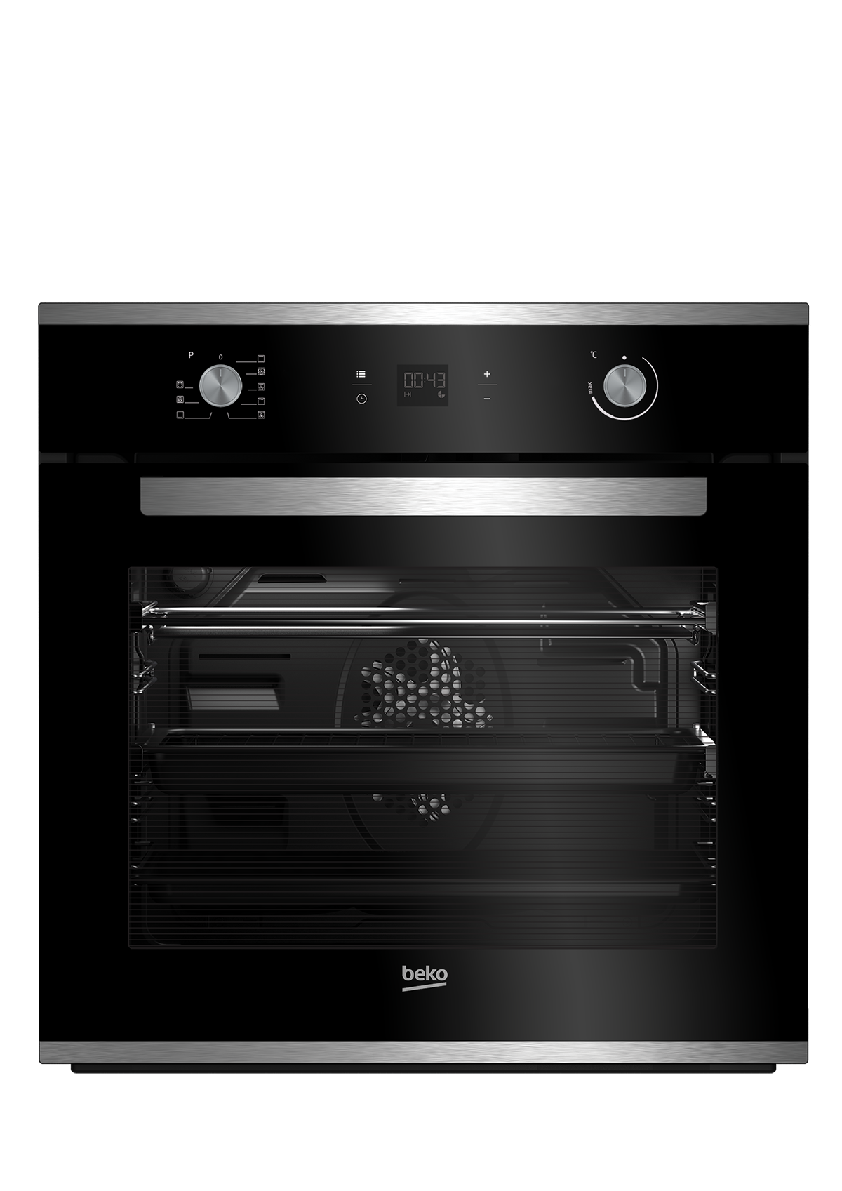 Built-In Oven (60 cm, 81 L) BBO60S1PB
