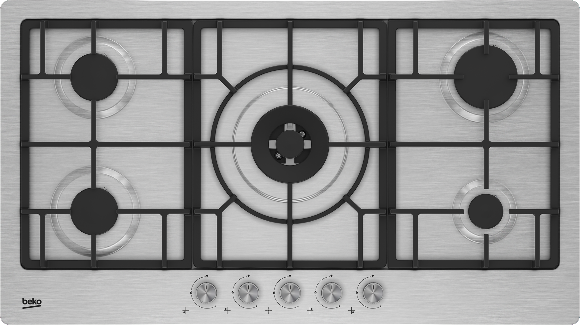Built-In Cooktop (Gas, 90 cm) BCT90GX