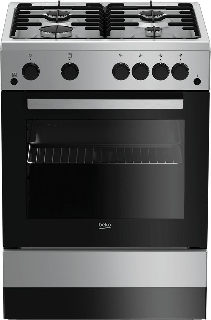 Freestanding Cooker (Gas, 60 cm) FSGT62111GS