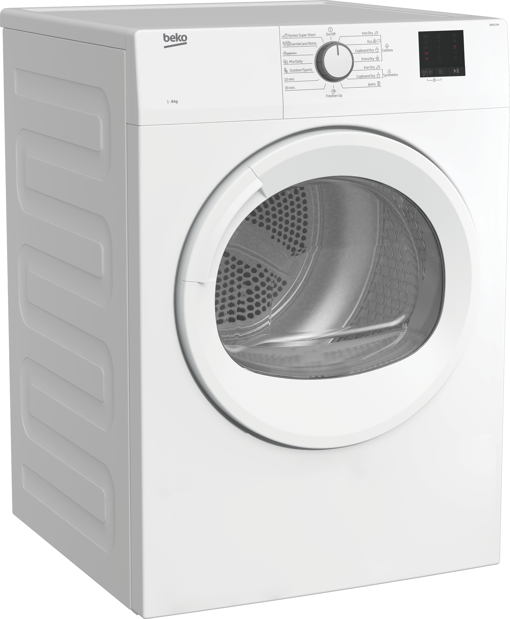 Tumble Dryer (Air Vented, 8 kg) DA8111PA