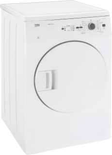 Tumble Dryer (Air Vented, 7 kg) DV 1572 X