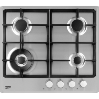 Built-In Hob (Gas, 60 cm) HIMW 64225 SX