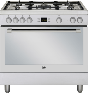 Freestanding Cooker (Multi-functional, 90 cm) GM 15326 DX PR