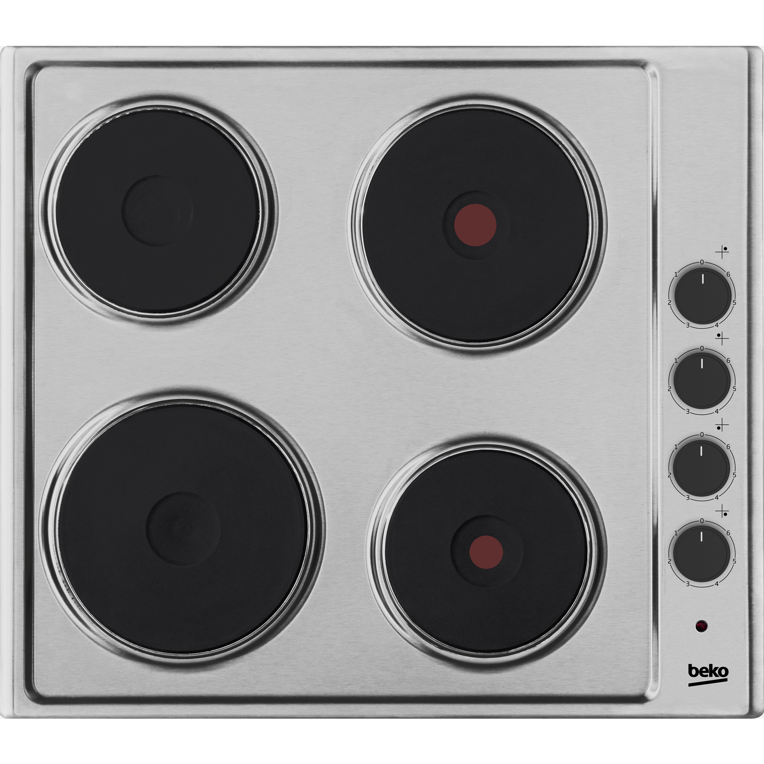 Built-In Hob (Electric, 60 cm) HIZE64101X
