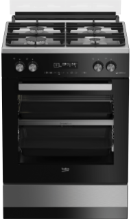Freestanding Cooker (Multi-functional, 60 cm) FVR62630DXDTL