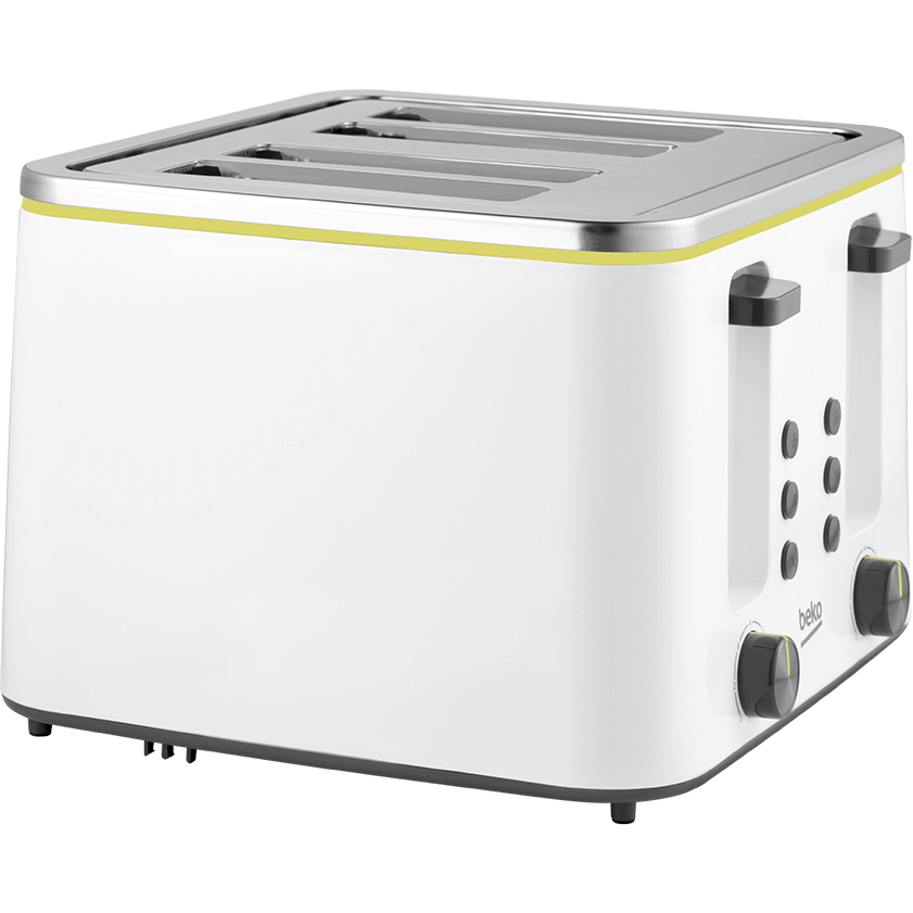 Toster (1400 W, 4 Slot) TAM4341W - UK