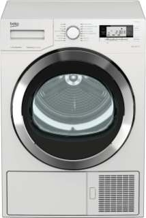 Tumble Dryer (Heat Pump, 8 kg) DPY8506GXB1