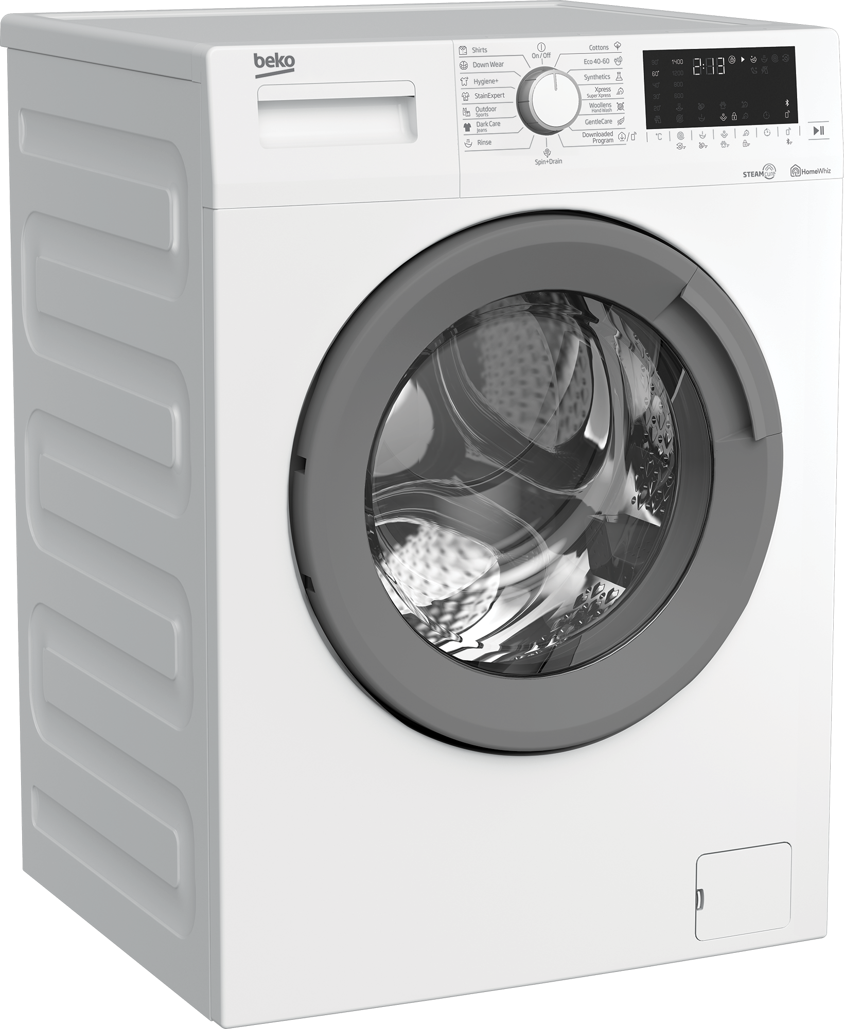 Freestanding Washing Machine (7 kg, 1400 rpm) EWTV7716XS2PT