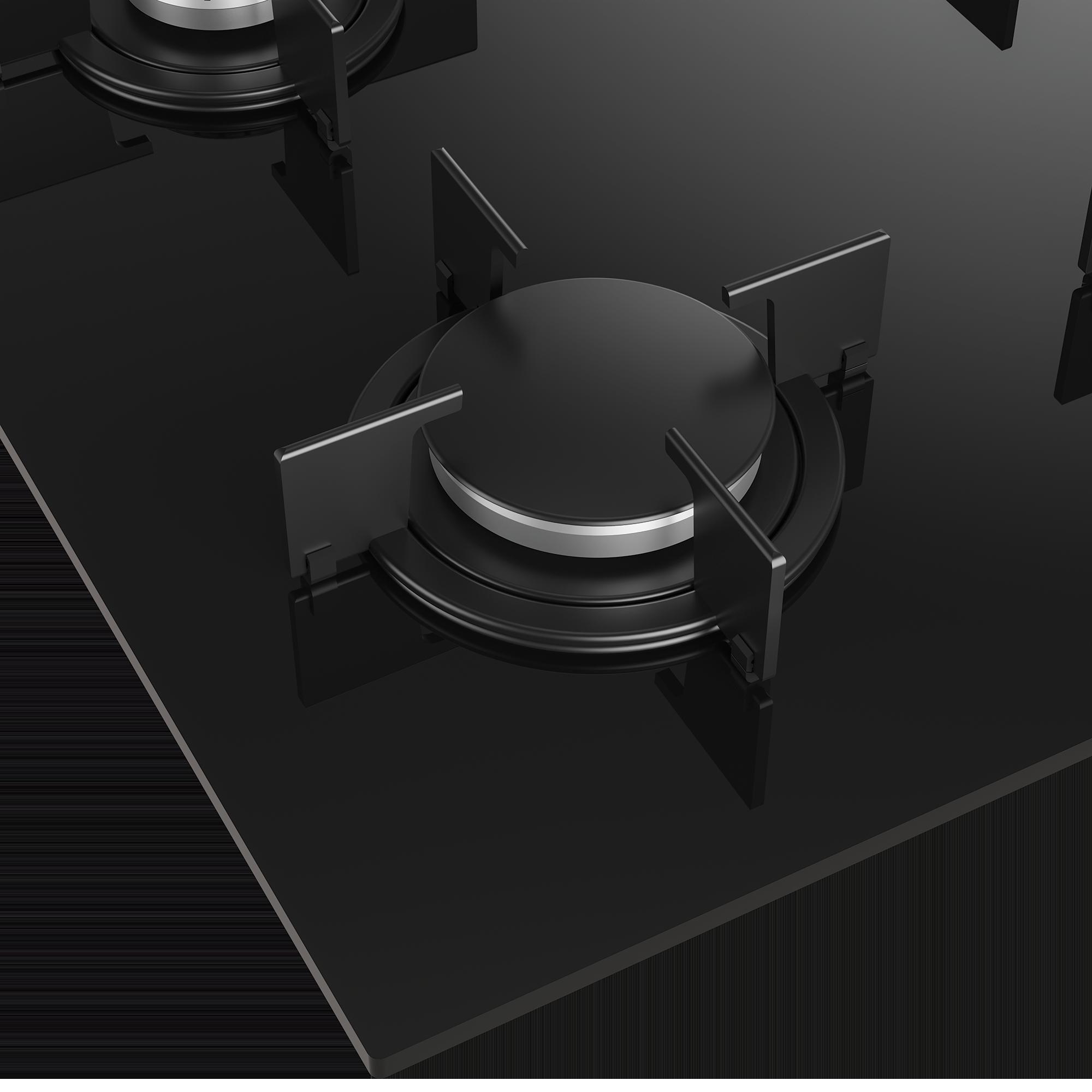Table de cuisson encastrable (Gaz, 60 cm) HILG 64120 S