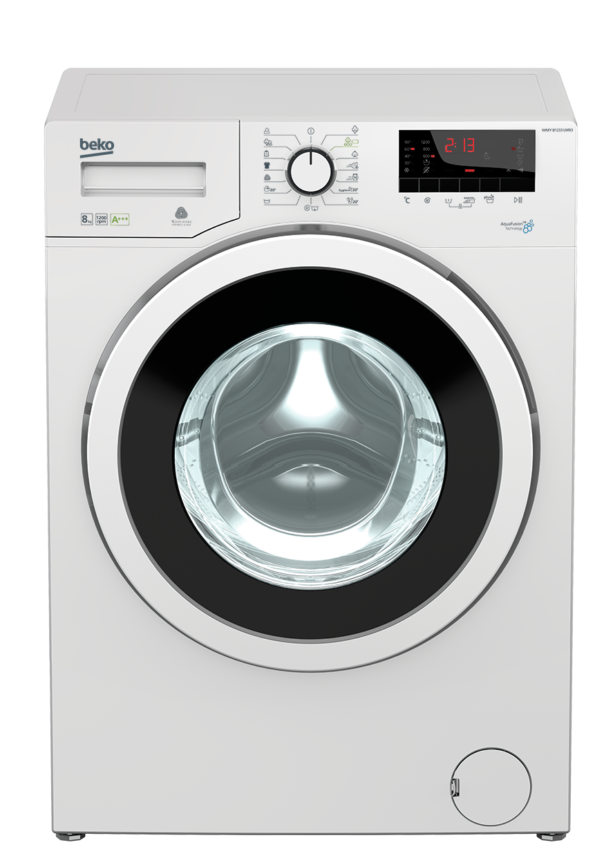 Freestanding Washing Machine (8 kg, 1200 rpm) WMY 81233 LMB3