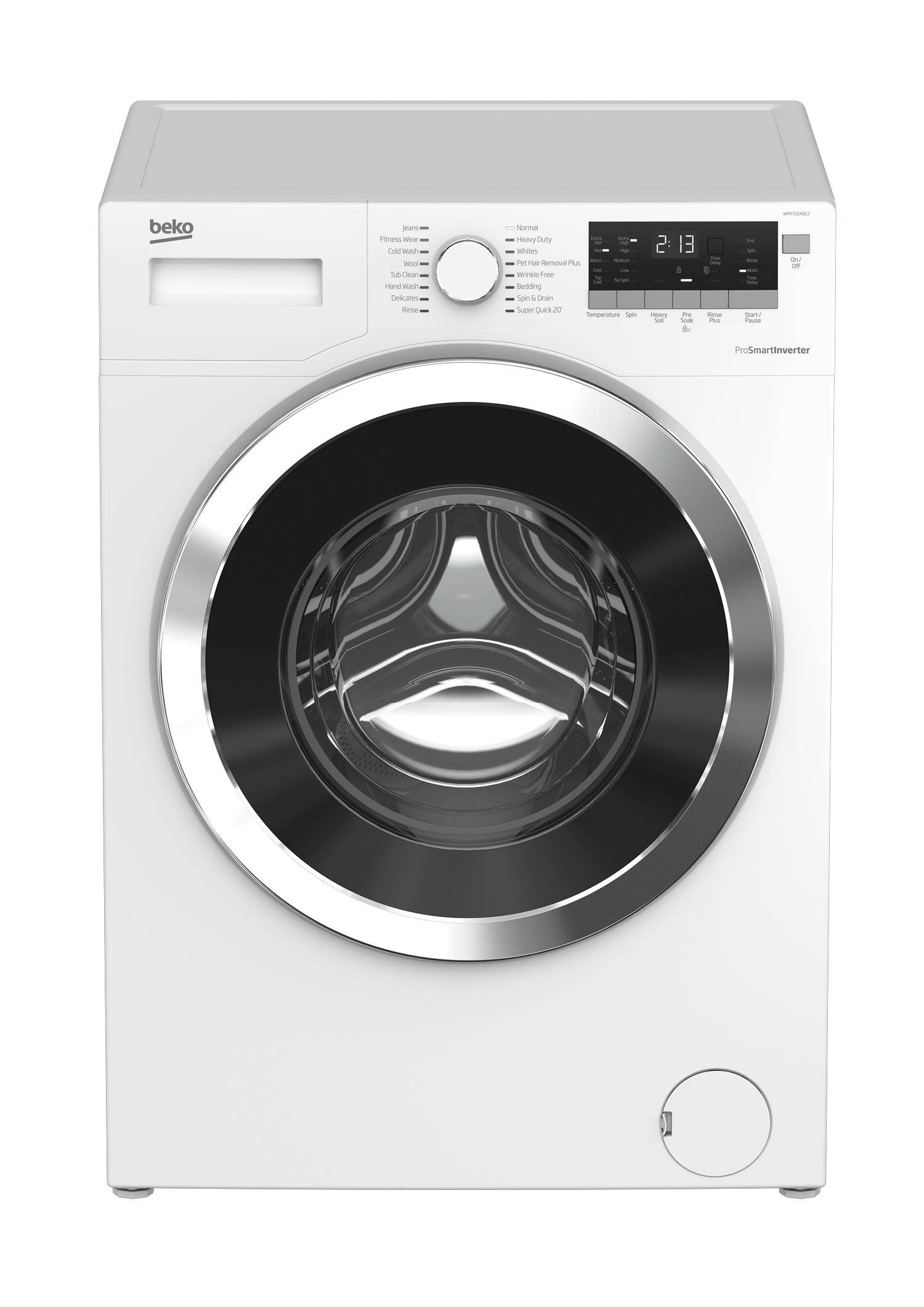 "24"" Front-Load 2.5 cu ft Washer WMY10148C2"