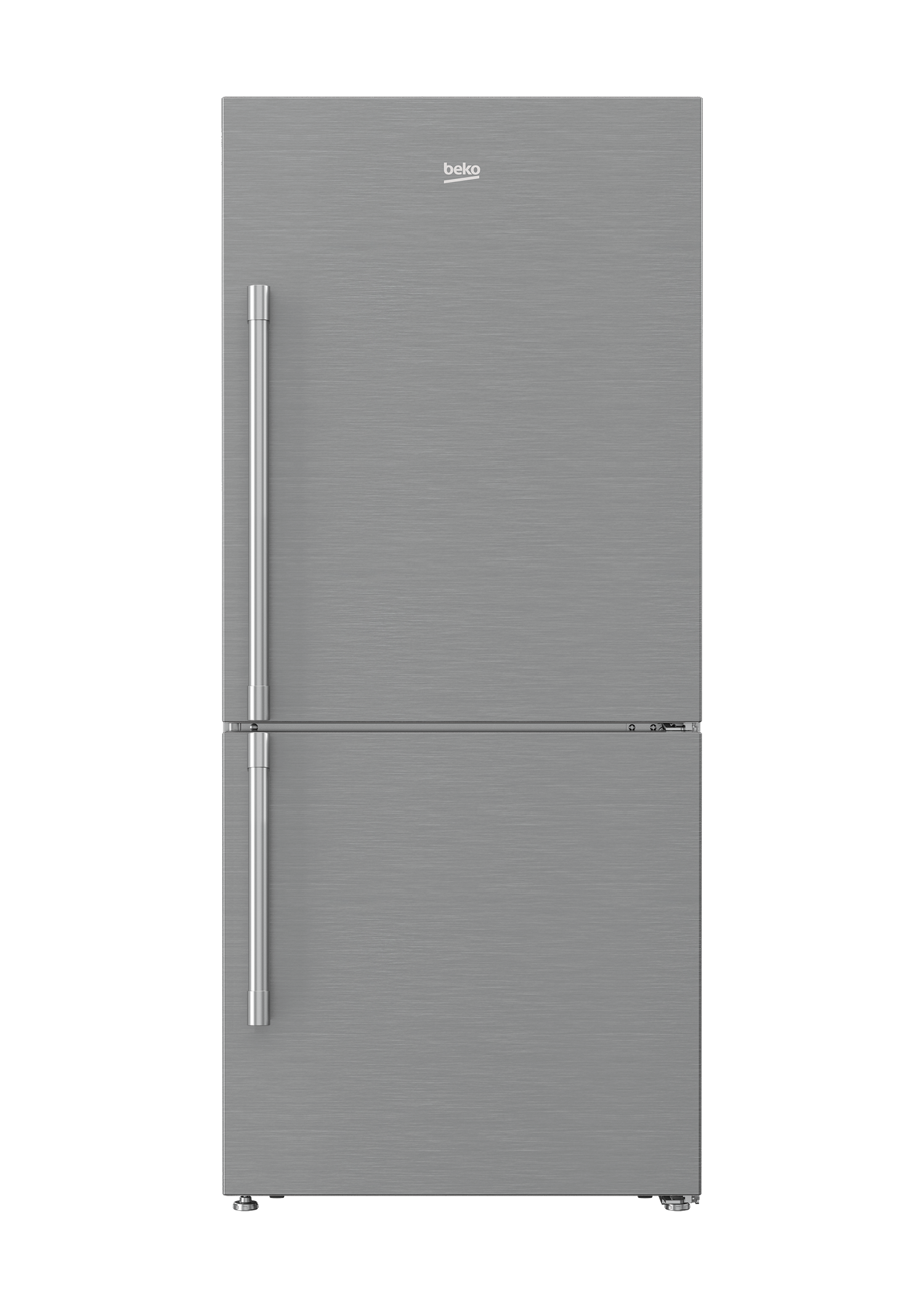 "30"" Freezer Bottom Stainless Steel Refrigerator with Auto Ice Maker BFBF3018SSIM"