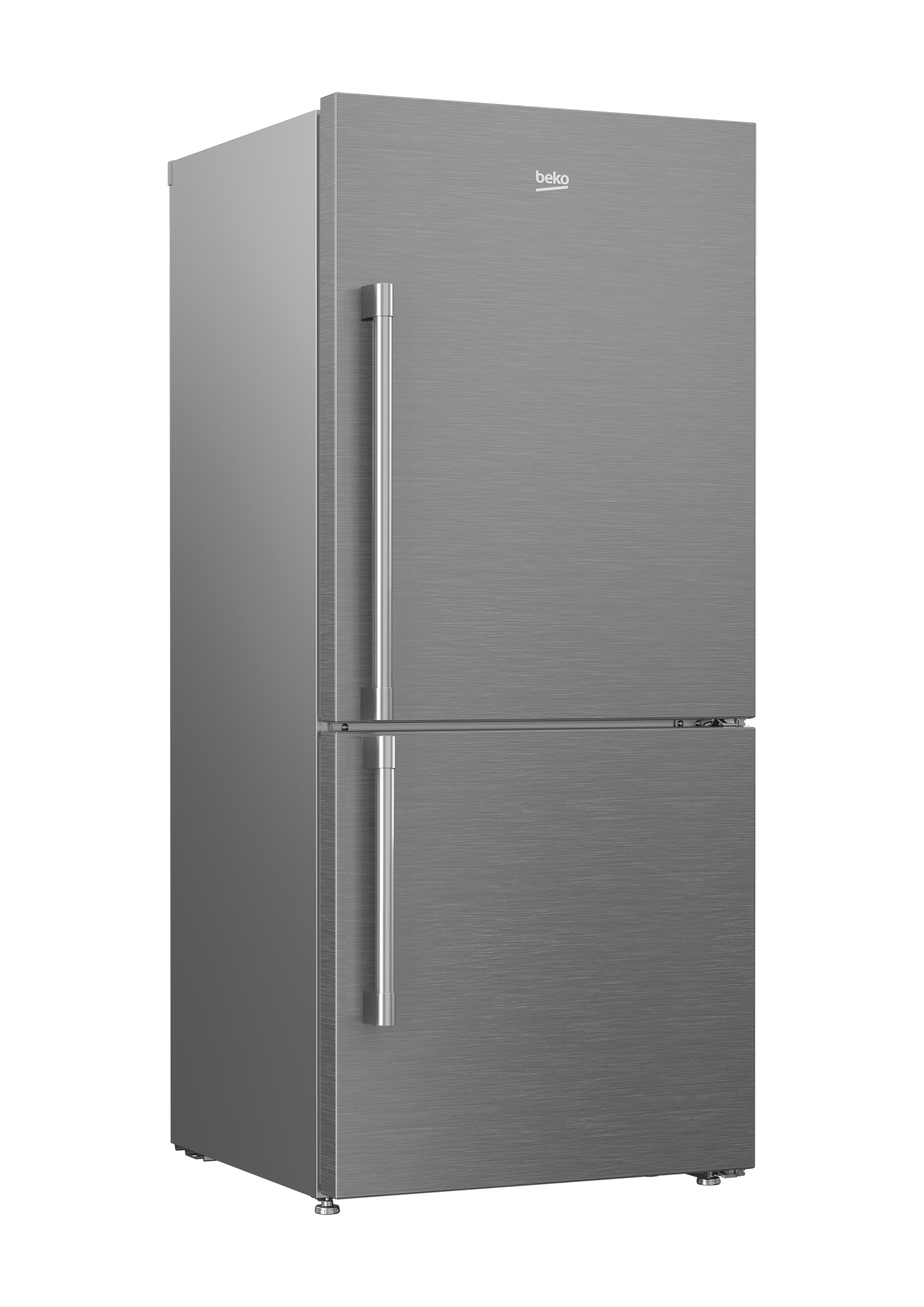 "30"" Freezer Bottom Stainless Steel Refrigerator with Auto Ice Maker (Left Hinge) BFBF3018SSIML"