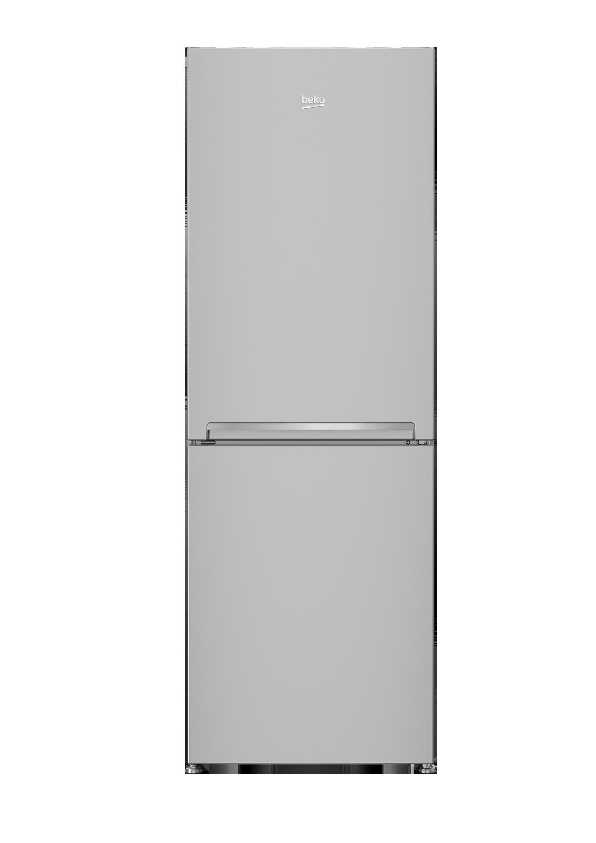 24 Inch Bottom Freezer Silver Refrigerator - BFBF2412SL | BEKO