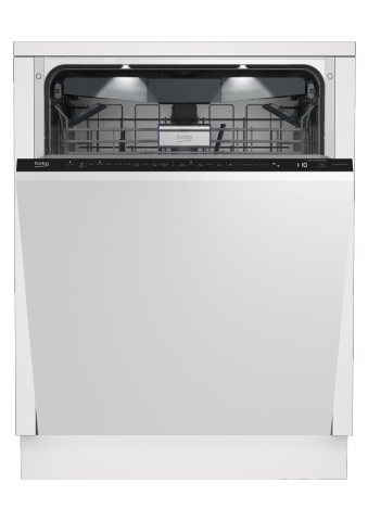 Tall Tub Dishwasher, 16 place settings, 39 dBa, Fully Integrated ...