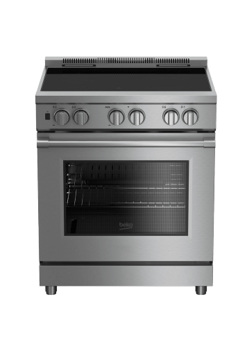 "30"" Stainless Steel Pro-Style Induction Range PRIR34450SS"