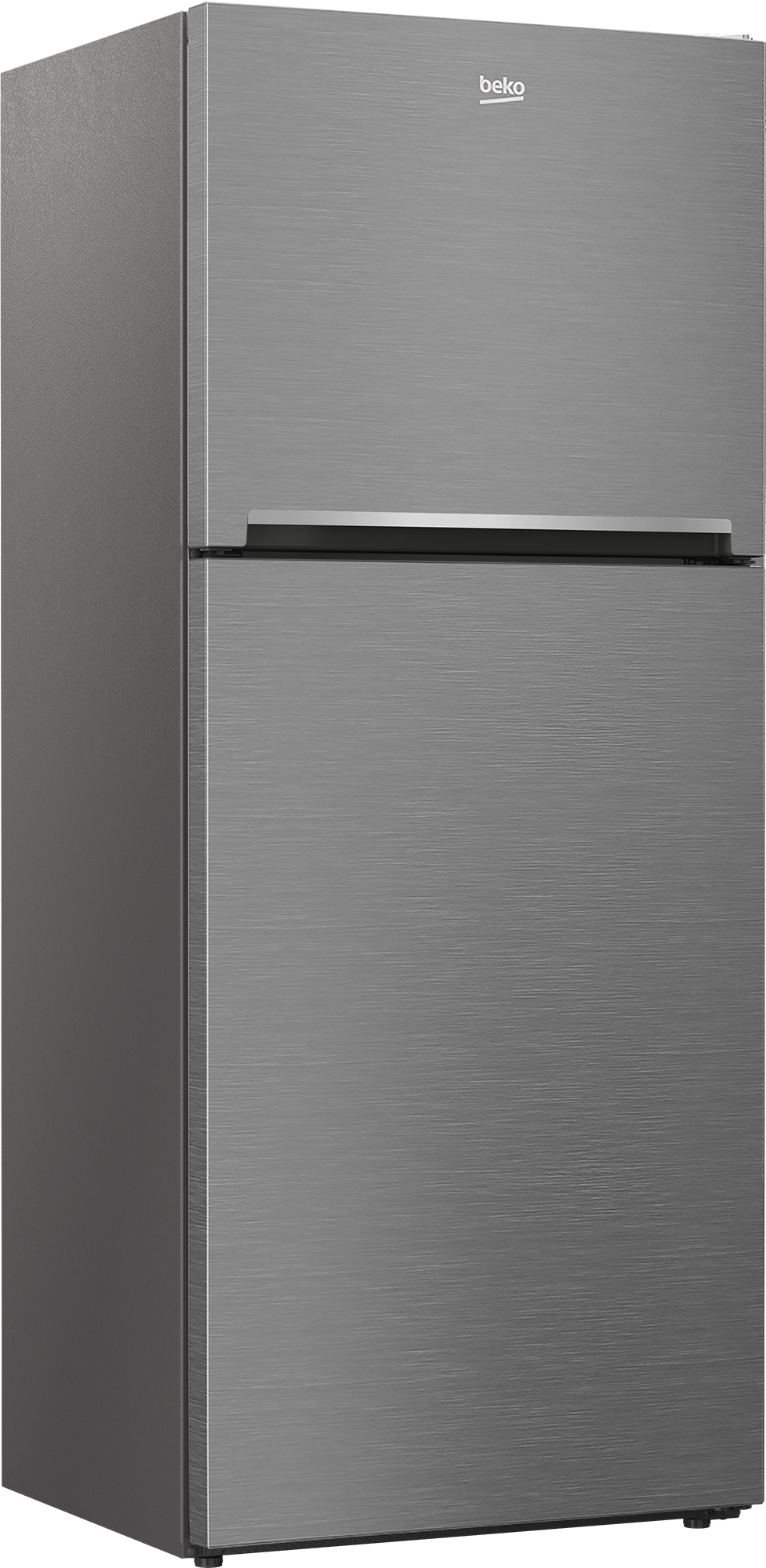 "28"" Freezer Top Stainless Steel Refrigerator with Auto Ice Maker and Everfresh+ BFTF2716SSIME"