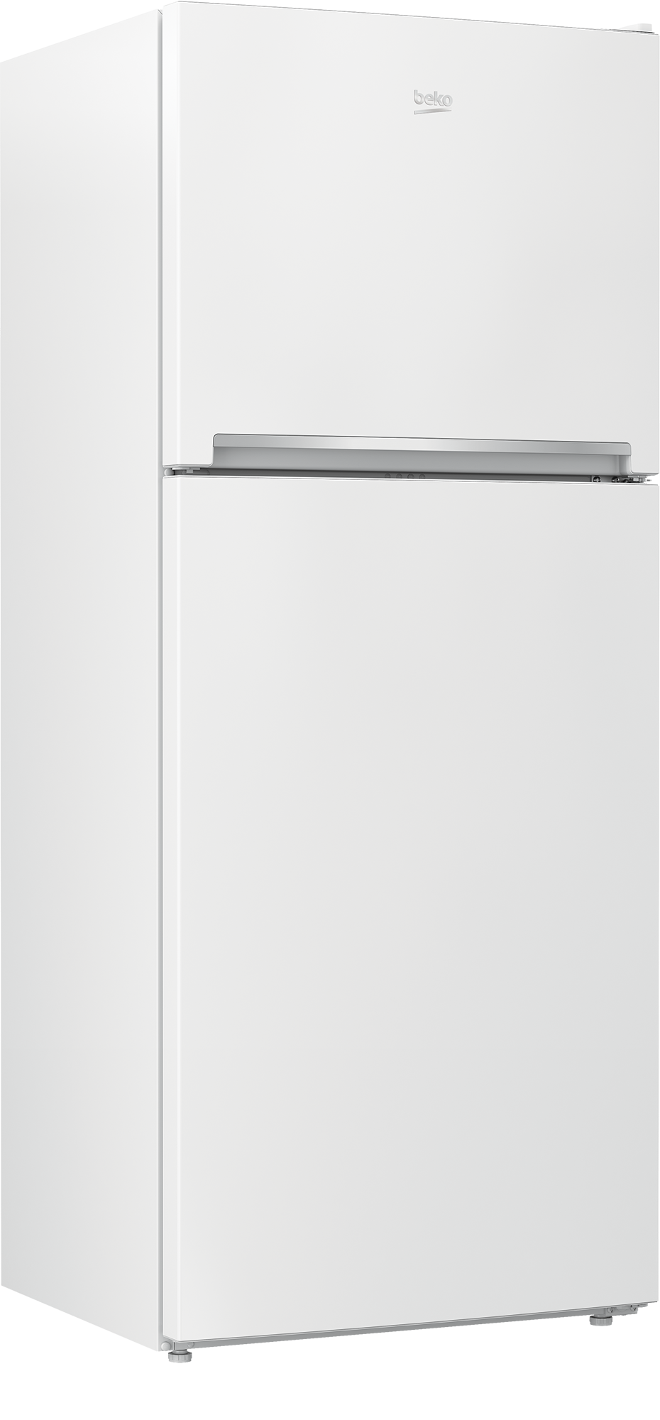 "28"" Freezer Top White Refrigerator with Auto Ice Maker BFTF2716WHIM"