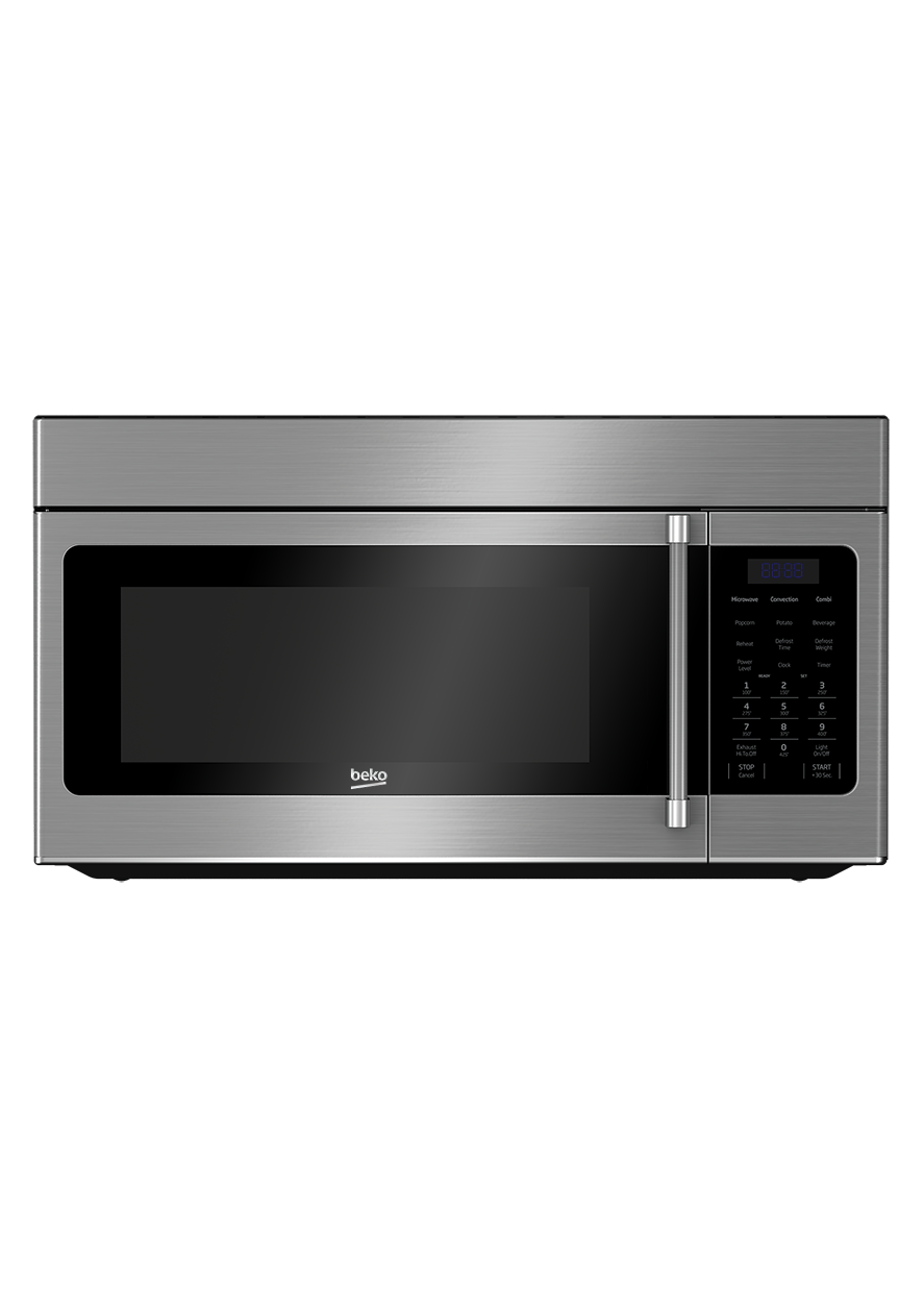 1.6 cu ft Over the Range Microwave Oven MWOTR30100SS